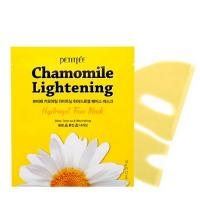 Гидрогелевая маска PETITFEE Chamomile Lightening Hidrogel Face Mask, 30гр  - фото